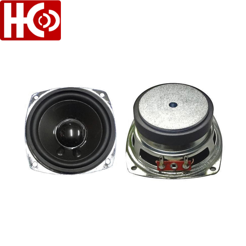 3 inch 8 ohm 10 watt multimedia speaker