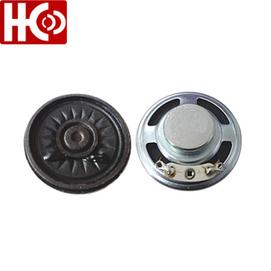 40mm 0.5w 32ohm passive mini intercom speaker