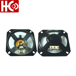 3.6 inch 8ohm 3 watts waterproof speaker