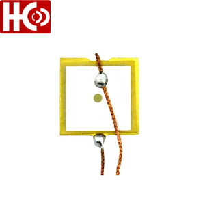 13*13mm square piezo element