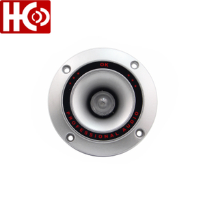 4 inch Led Light Car Audio Accessories High Fidelity Piezo Speaker