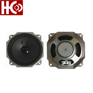 4 inch full range speaker driver unit