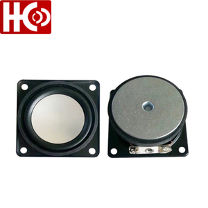 52mm 8ohm 10w full range speaker