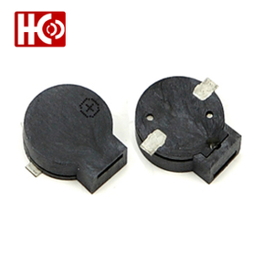 9*2.7mm 3V 16ohm 85dB smt magnetic transducer buzzer