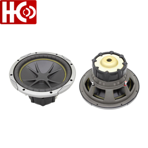 12 inch 4 ohm 500w car audio subwoofer