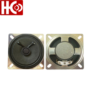 2.6 inch 4 ohm 5 watt speaker driver unit