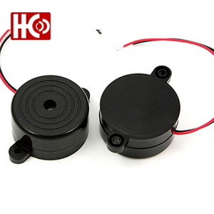 40MM*16MM 12V 100dB car alarm piezo buzzer