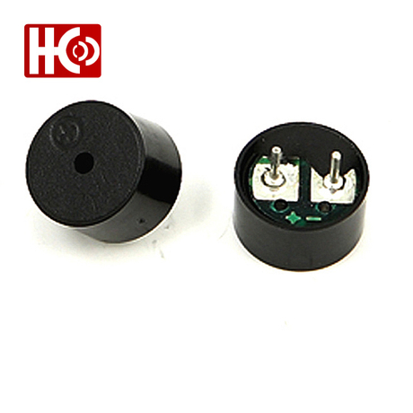 9mm*4mm 16ohm 3V top sound pin type passive buzzer