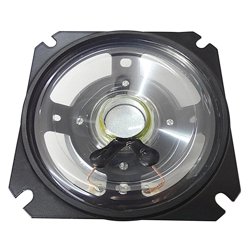 87mm 16 ohm 15 watt waterproof speaker parts