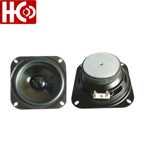 102mm 4 ohm 15watt speaker driver
