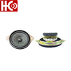 4 inch oval speaker parts