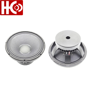 12 inch 8ohm 400w car subwoofer